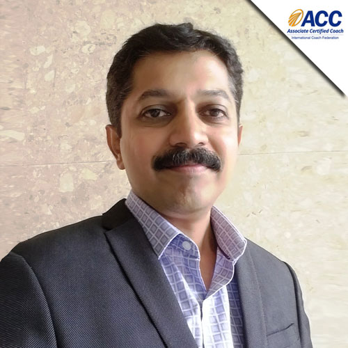 Leadership coach in India - Mrunal Lamge - ICF ACC