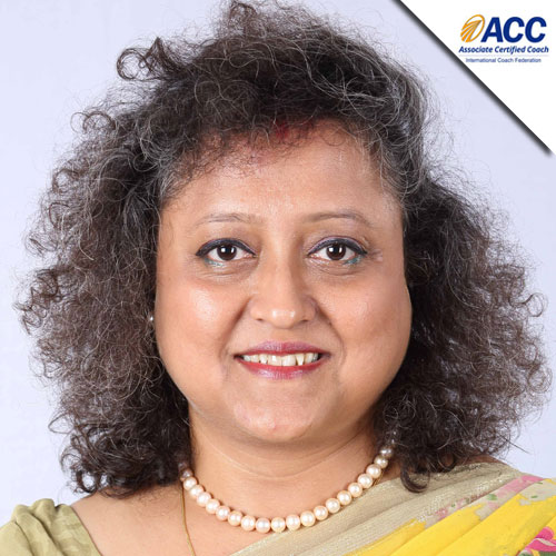Business coach For Women Leadership - Shampi Venkatesh ICF ACC